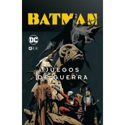 Batman: Juegos de Guerra Omnibus Integral