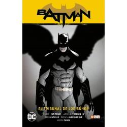 Batman Vol 1 El Tribunal De Los Búhos (Batman Saga-Nuevo Universo Parte 1)