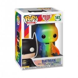 Figura Batman Pride 2020 Rainbow DC Comics Funko Pop! 141