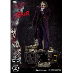 Estatua Joker El Caballero Oscuro The Dark Knight Bonus Version Escala 1:3 Prime 1 Studio