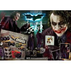 Estatua Joker El Caballero Oscuro The Dark Knight Bonus Version Escala 1:3 Prime 1 Studio
