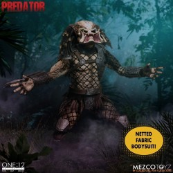 Figura Predator Deluxe Mezco The One 12: Collective