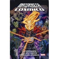 La Venganza del Motorista Fantasma Cósmico  (100% Marvel HC)