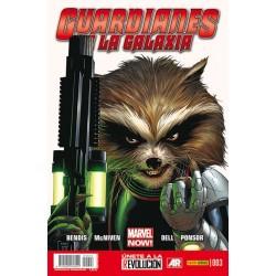 Guardianes de la Galaxia 3