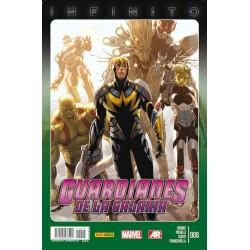 Guardianes de la Galaxia 8