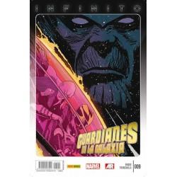 Guardianes de la Galaxia 9