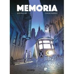 Memoria (Novela Gráfica)