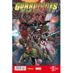 Guardianes de la Galaxia 14