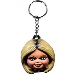 Llavero Tiffany Novia de Chucky Muñeco Diabólico La Semilla De Chucky