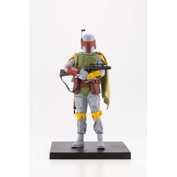 Figura Boba Fett Vintage Color Exclusive Episode V Escala 1/10 Artfx+ PVC Kotobukiya