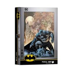 Puzzle Batman Villanas Jim Lee DC Comics 1000 Piezas