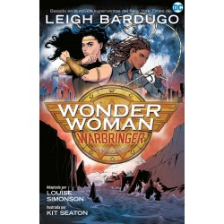 Wonder Woman. Warbringer