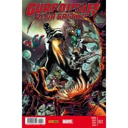 Guardianes de la Galaxia 22