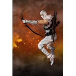 Figura Storm Shadow G.I. Joe 1:6 Three A Toys