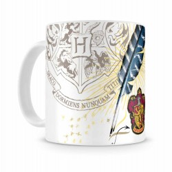Taza Harry Potter Casas Hogwarts