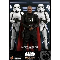 Figura Moff Gideon Mandalorian Hot Toys Star Wars