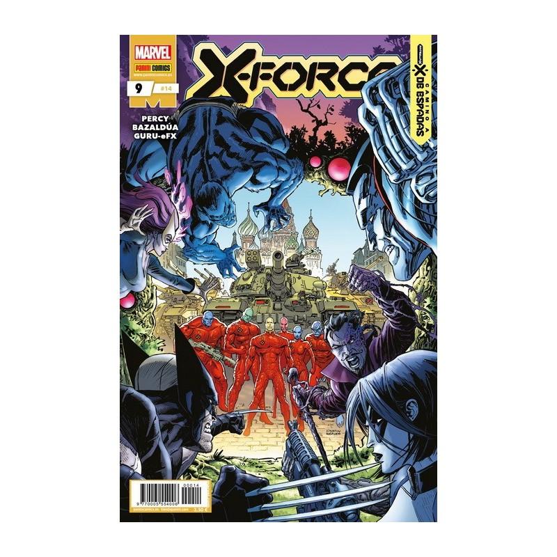 X-Force 9/ 14