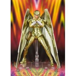 Figura Wonder Woman 1984 Golden Armor SH Figuarts Bandai
