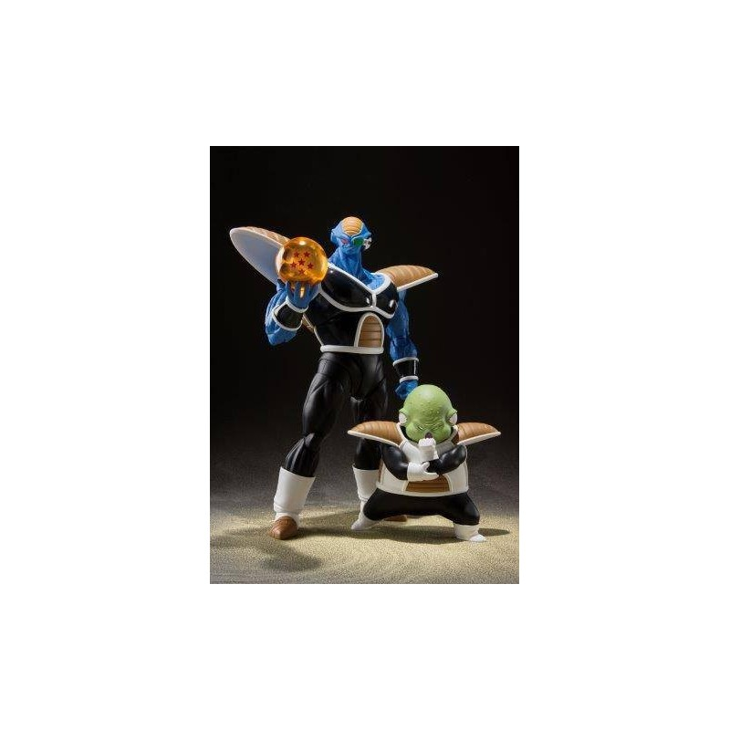 Pack 2 Figuras Burter y Guldo Dragon Ball Z S.H. Figuarts