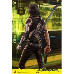 Figura Johnny Silverhand Cyberpunk 2077 Hot Toys