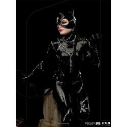 Catwoman Batman Returns Escala 1/10 Iron Studios
