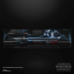 Mandalorian Darksaber Force FX Elite Lightsaber Réplica 1:1 Sable De Luz Star Wars