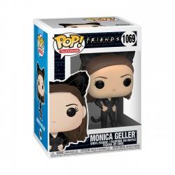 Figura Monica Geller Catwoman Friends POP TV Funko