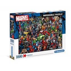 Imagén: Puzzle Marvel 80 Aniversario Impossible Characters 1000 piezas