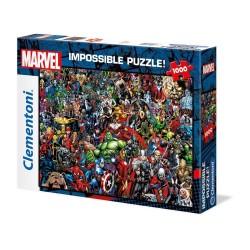 Puzzle Marvel 80 Aniversario Impossible Characters 1000 piezas