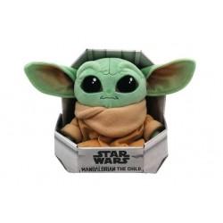 Peluche Grogu En Caja Baby Yoda The Child The Mandalorian Star Wars