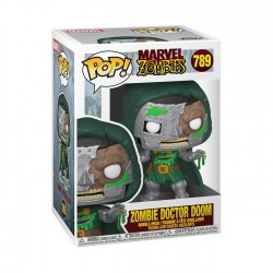Figura Doctor Doom Funko POP Marvel Zombies
