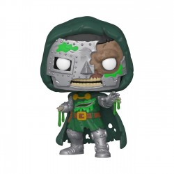 Figura Doctor Doom Funko POP Marvel Zombies
