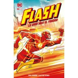 Imagén: Flash: La Unión Hace El Fracaso
