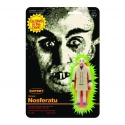 Figura Nosferatu Brilla En La Oscuridad ReAction Super7