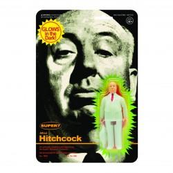 Figura Alfred Hitchcock Brilla En La Oscuridad ReAction Super7