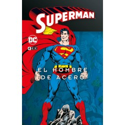 Superman El Hombre De Acero Vol. 1 (Superman Legends)