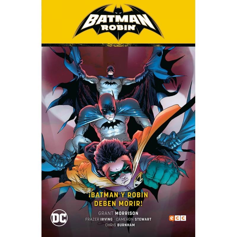 Batman Y Robin Deben Morir. Batman Y Robin Vol 3 (Batman Saga-Batman Y Robin Parte 6)
