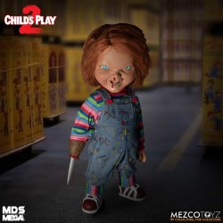 Figura Parlante Chucky Muñeco Diabólico 2 38 cmts. Mezco