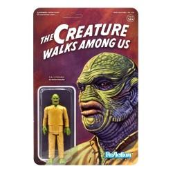 Figura the Creature Walks Among Us Universal Monsters Reaction Super7