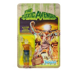 Figura Toxie Toxic Avenger El Vengador Tóxico Acid Rain ReAction Super7