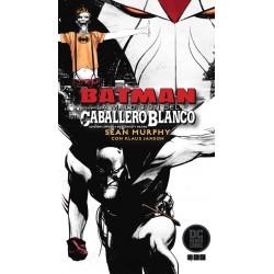 Batman: La maldición del Caballero Blanco.Edición Deluxe Blanco y Negro