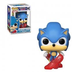 Sonic 30 Aniversario Corriendo POP Funko 632