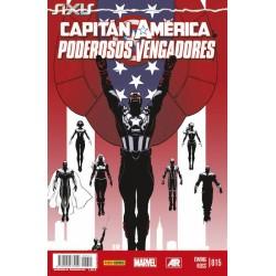 Capitán América y los Poderosos Vengadores 15