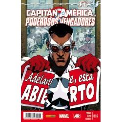 Capitán América y los Poderosos Vengadores 16