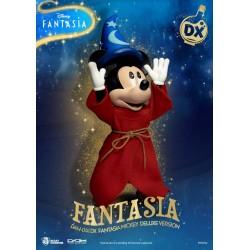 Estatua Mickey Mouse Classic Deluxe Fantasia Beast Kingdom Disney