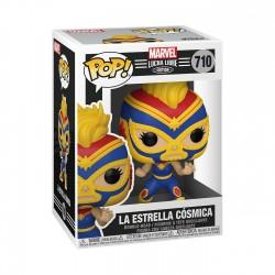 Imagén: Figura Capitana Marvel