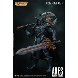 Figura Ares Injustice: Gods Among Us. Storm Collectibles