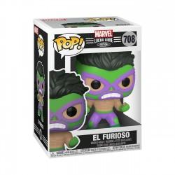 Figura Hulk Lucha Libre Funko Pop Marvel