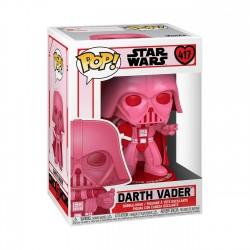 Figura Darth Vader San Valentín Star Wars Funko Pop