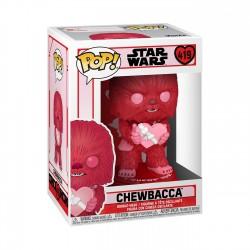 Figura Chewbacca  San Valentín Star Wars Funko Pop